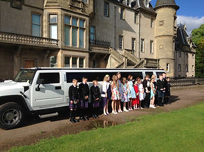 PROM HUMMER