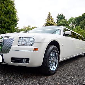 Chrysler Limo (seats 8)