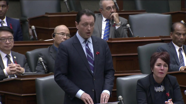 November 29th - Second Reading of Private Members Bill