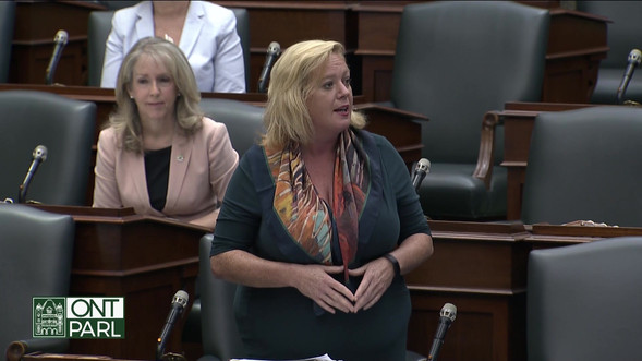 Question to Minister MacLeod regarding festival support - July 20, 2020