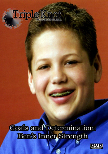 Goals and Determination: Ben's Inner Strength DVD