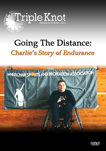 Going The Distance: Charlie's Story of Endurance DVD