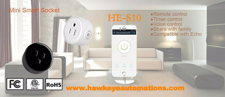 Smart Socket HE-S10
