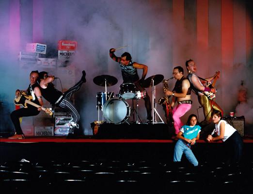 AD rockers Jay Penni photo