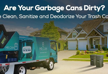 Rockland County: Are Your Garbage Cans Dirty and Smelly?