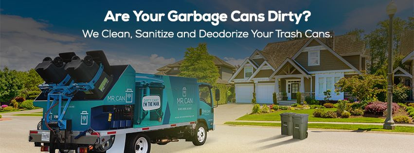 Mr. Can Trash Bin Cleaning NY