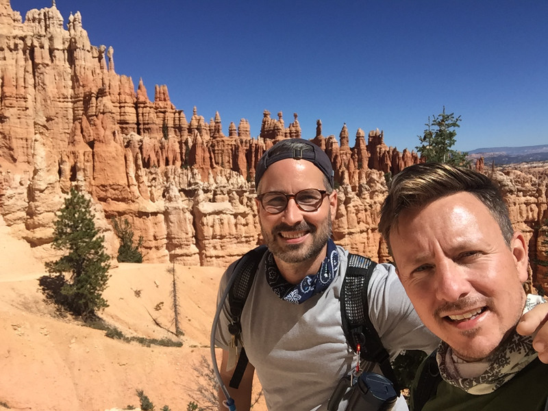 We hiked 72 miles on an awesome RV trip through the Grand Canyon.  What an amazing adventure!