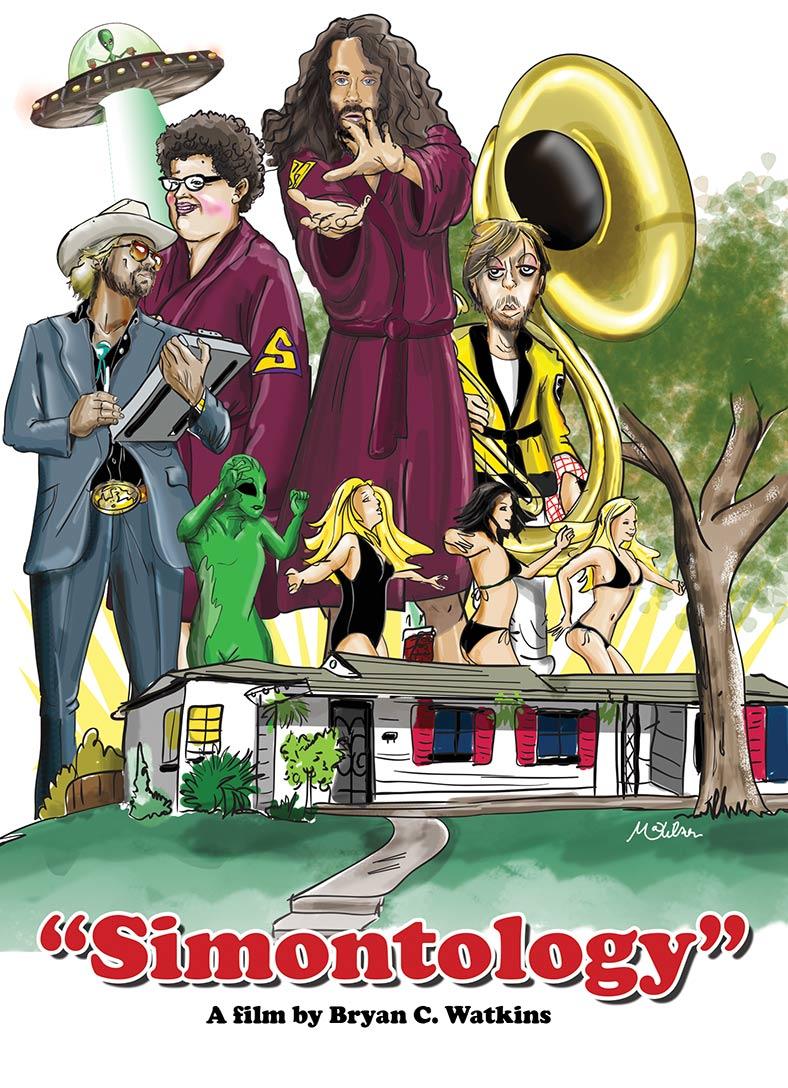 Simontology Movie Poster