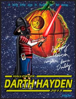 Hayden Halloween 2013