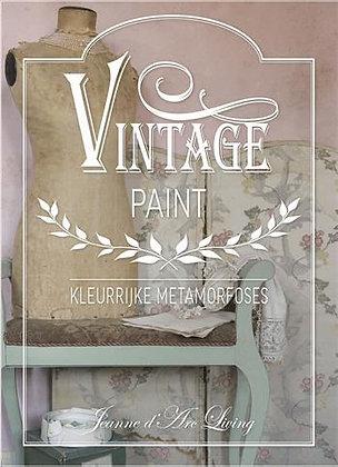 Vintage Paint Buch