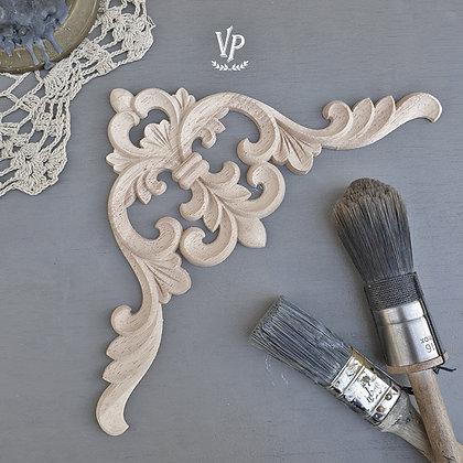 Holz Ornament 20 x 20 cm