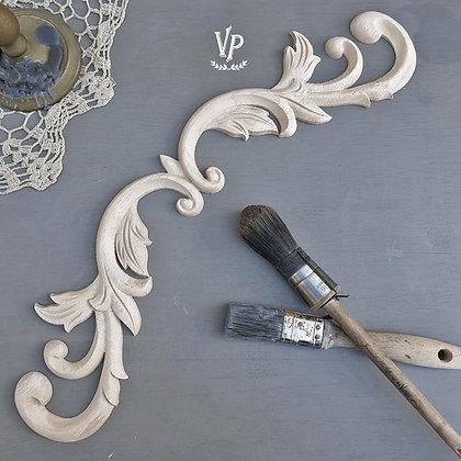 Holz Ornament 50 x 13 cm
