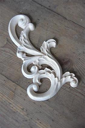 Holz Ornament 20 x 10