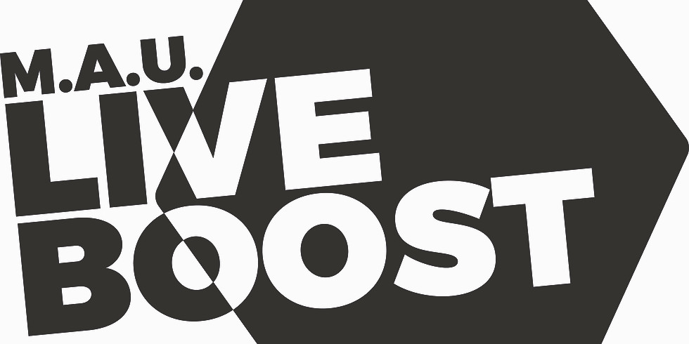 MAU Live Boost SHOWCASE