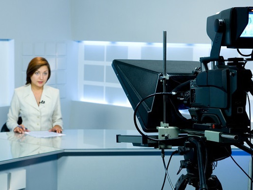 The Advantage of Using a Teleprompter
