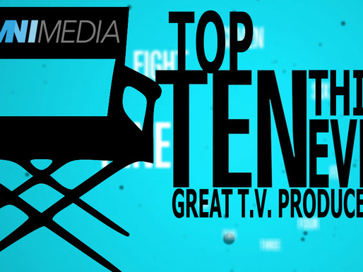 What makes a great Television Producer?