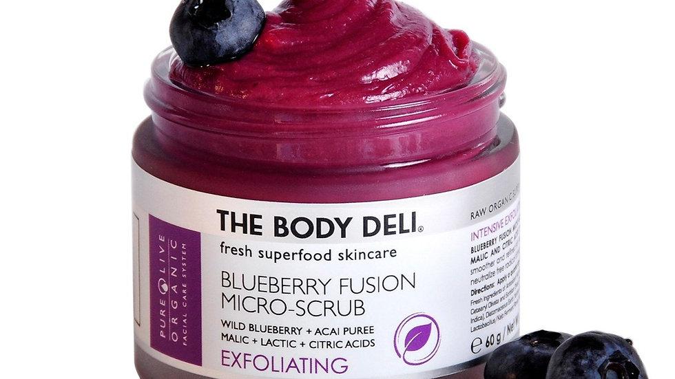 Blueberry Fusion Scrub