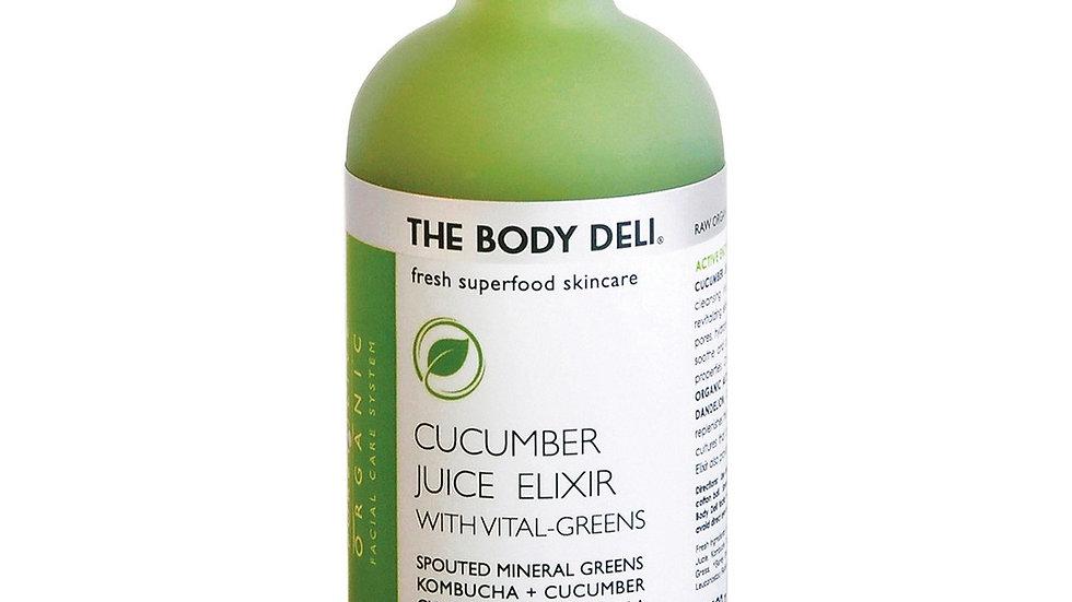 Cucumber Juice Elixir