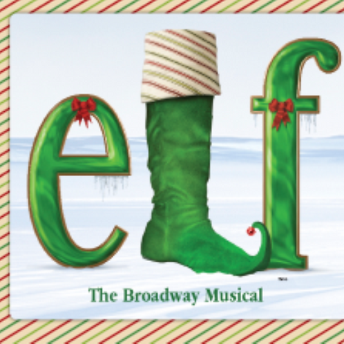 """Tickets to """"Elf"""" at the Stranahan"""
