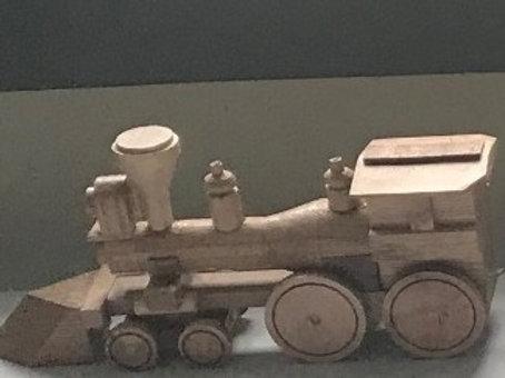Wooden Train 1