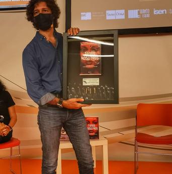 Javier Menéndez Flores y Javier Marín ganan los premios de CARTAGENA NEGRA