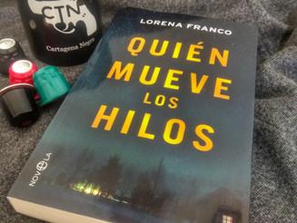 Quién mueve los hilos, de Lorena Franco
