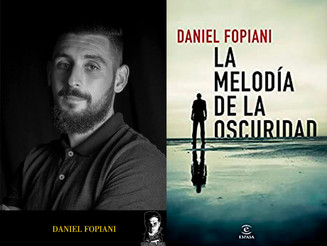 La melodía de la oscuridad, de Daniel Fopiani