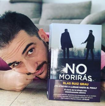 No morirás, de Blas Ruiz Grau