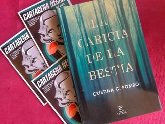 La caricia de la bestia, de Cristina C. Pombo