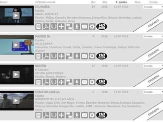 El III concurso de cortometrajes de Cartagena Negra duplica el número de participantes.