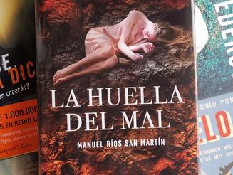 La huella del mal, de Manuel Ríos San Martín