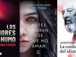 Por cinco razones; así son las novelas finalistas de Cartagena Negra