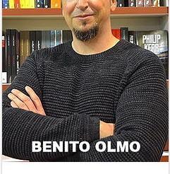 A balazo limpio: Benito Olmo se enfrenta a nuestro cuestionario.