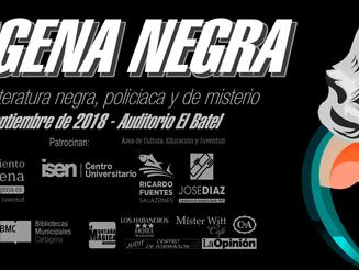 Presentación Oficial de Cartagena Negra.
