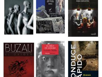 Finalistas del II Premio de novela Cartagena Negra.
