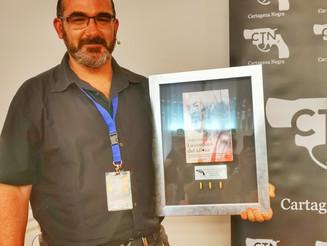 """""""La cordura del idiota"""", de Marto Pariente, gana el IV Premio de Novela Cartagena Negra"""