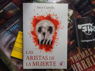 Las aristas de la muerte, de Aitor Castrillo
