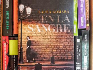 En la sangre, de Laura Gomara