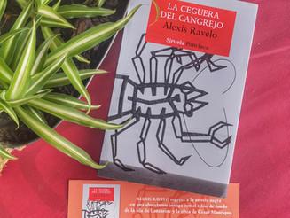 La ceguera del cangrejo, de Alexis Ravelo
