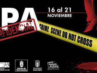 Llega LPA Confidencial, el festival de género negro de Las Palmas de Gran Canaria