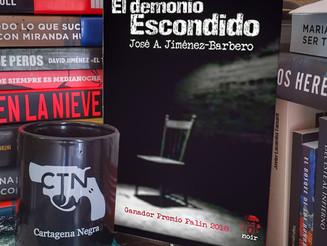 El demonio escondido, de José A. Jiménez Barbero