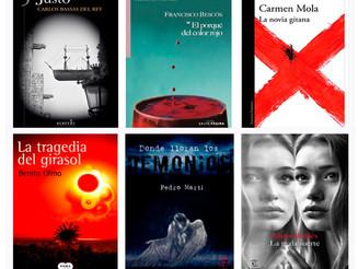 Cartagena Negra elige a los finalistas de su III Concurso de Novela Negra