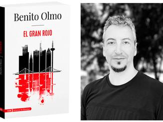 Entrevista a Benito Olmo, autor de El gran Rojo