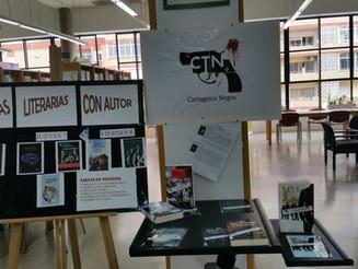 Los clubes de lectura cobran protagonismo en Cartagena Negra