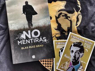 Reseña de No mentirás, de Blas Ruiz Grau