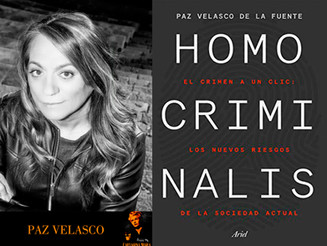Homo Criminalis, de Paz Velasco