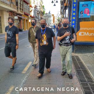 y nos los llevamos a pasear por Cartagena