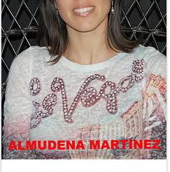 A balazo limpio: Almudena Martínez responde a nuestro cuestionario.