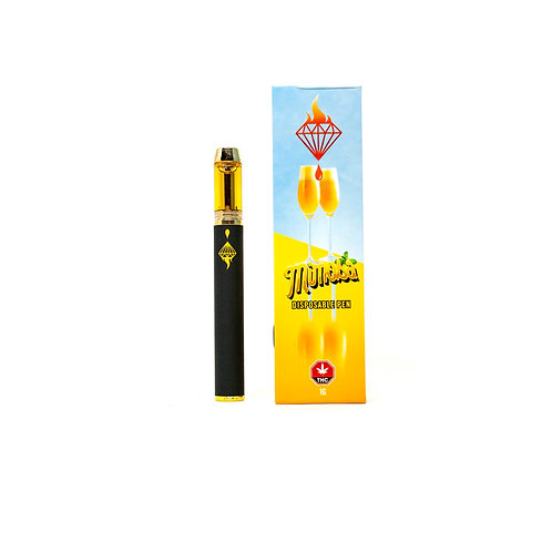 Diamond Extracts – Mimosa Disposable Pen