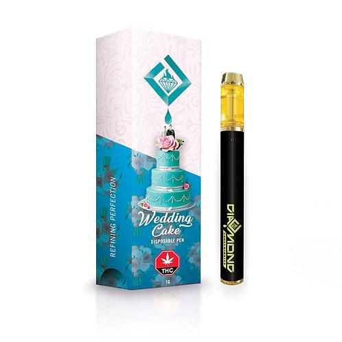 Diamond Extracts – Wedding Cake Disposable Pen